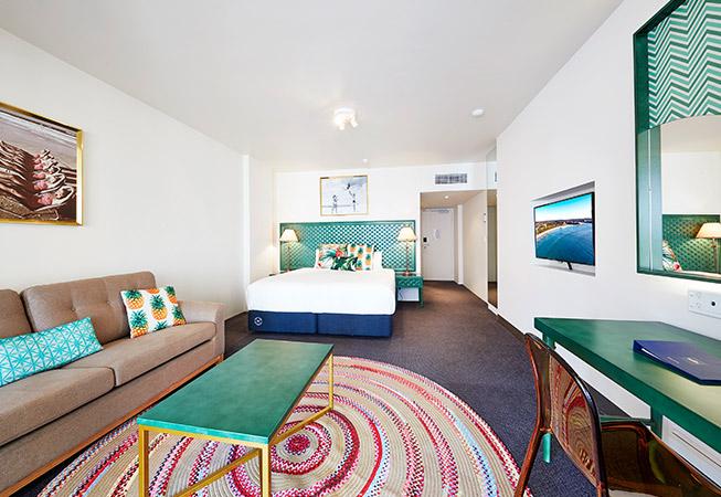 The Sebel Sydney Manly Beach Standard Studio