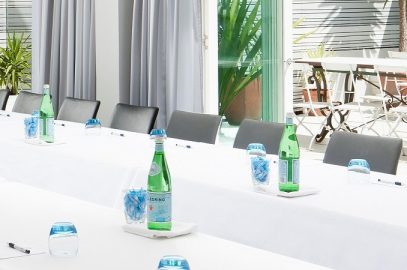 Let The Beach Be Your Boardroom