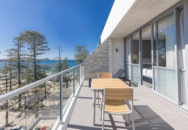The Sebel Sydney Maly Beach - 1 Bedroom Superior Apartment