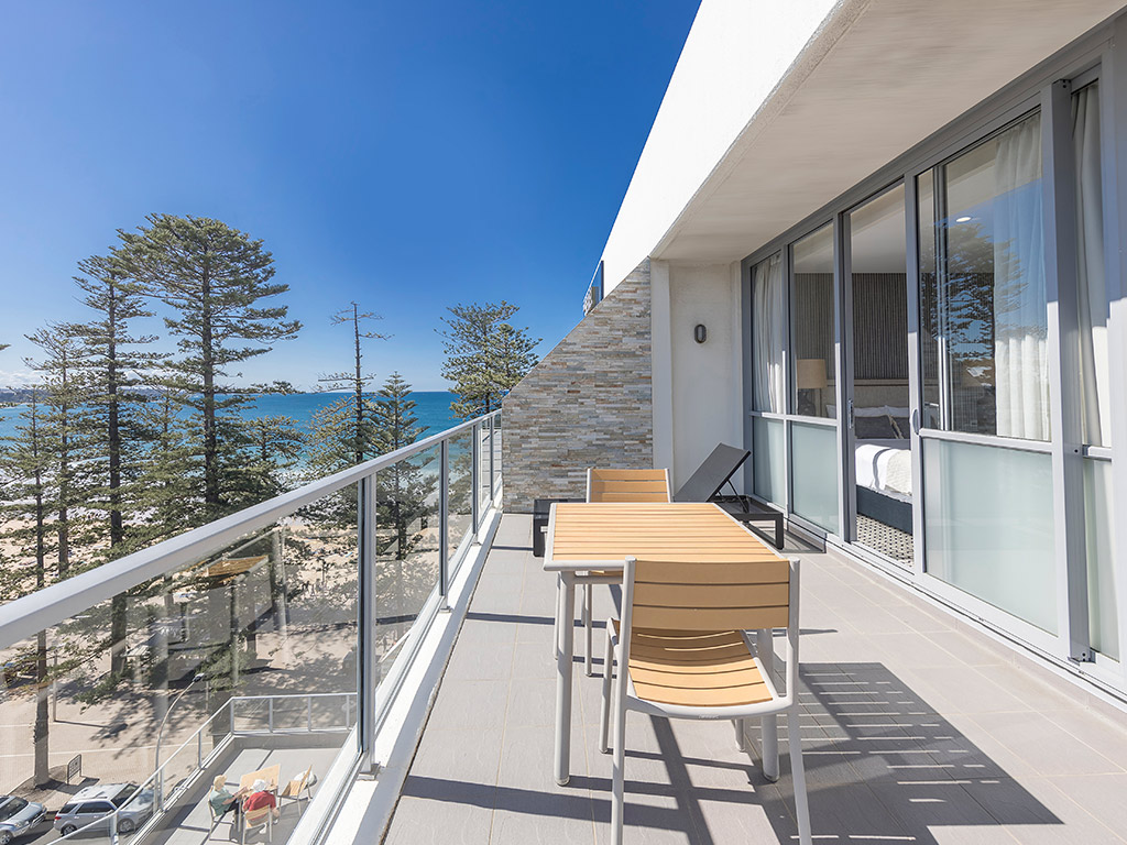 1 Bedroom Superior Apartment - The Sebel Sydney Manly Beach