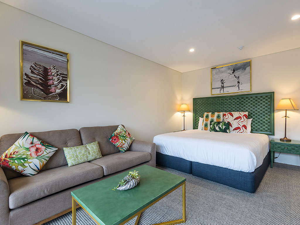 The Sebel Sydney Manly Beach - 1 Bedroom Family Room