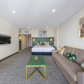 The Sebel Sydney Maly Beach - Standard Studio Room