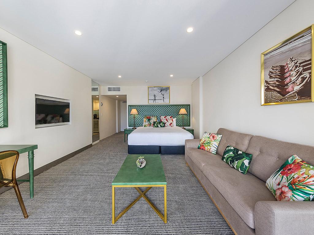 The Sebel Sydney Maly Beach - Standard Studio Room