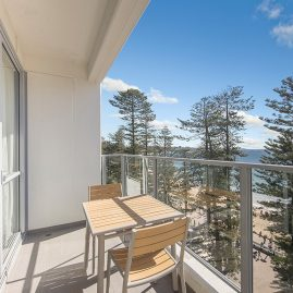 The Sebel Sydney Maly Beach - Deluxe Ocean View Studio