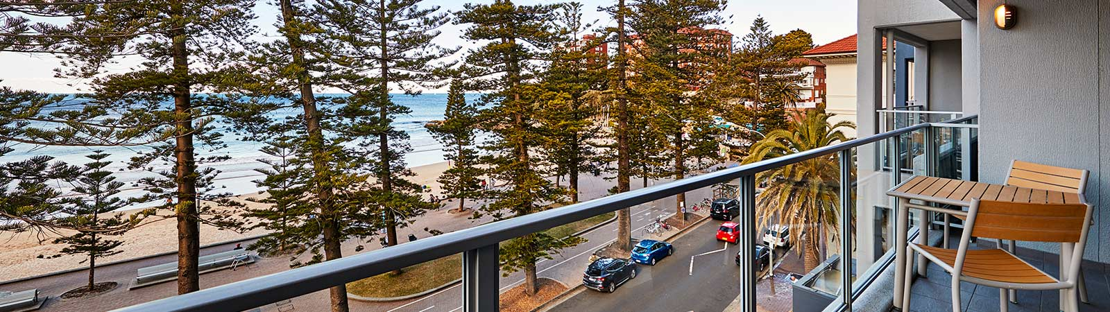 The Sebel Sydney Manly Beach Suites and Apartments